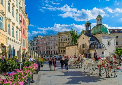 КРАКОВ 12 октября 2019 – I'M FROM KAZAKHSTAN!